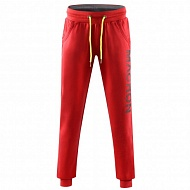 Pantaloni in felpa Belinda Research rosso Fall Winter 2014